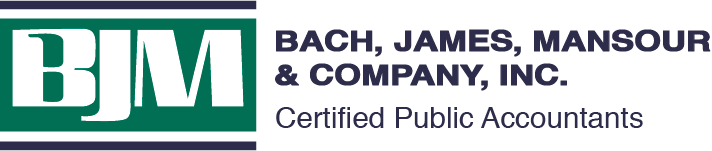 Bach, James, Mansour & Company, Inc. Logo