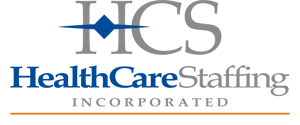 Healthcare Staffing Logo