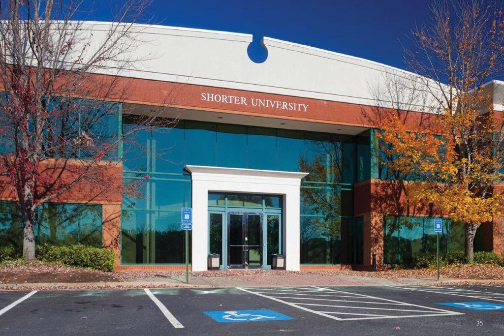 Shorter University Exterior