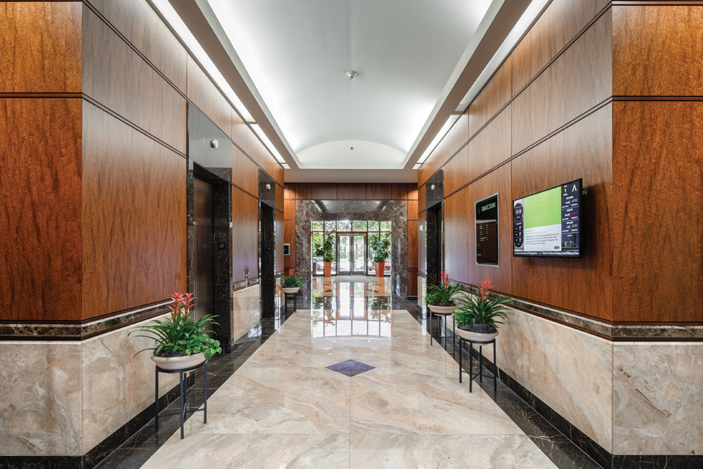 Preston Ridge Interior